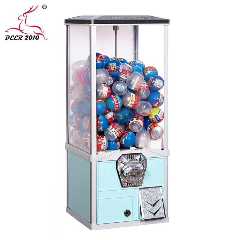 1-1.4 Inches Twister Vending Machine , Fully Automatic Vending Machine Large Size